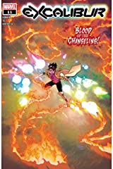 Excalibur (2019-) #11 Kindle Edition