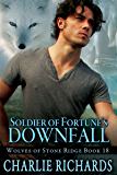 Soldier of Fortune's Downfall (Wolves of Stone Ridge Book 18)