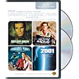 TCM Greatest Classic Films Collection: Science Fiction (2001 A Space Odyssey/Soylent Green/Forbidden Planet/The Time Machine) (Bilingual)