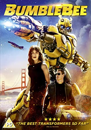 b8844dbf1c4 Bumblebee (DVD)  2018   Amazon.co.uk  Hailee Steinfeld