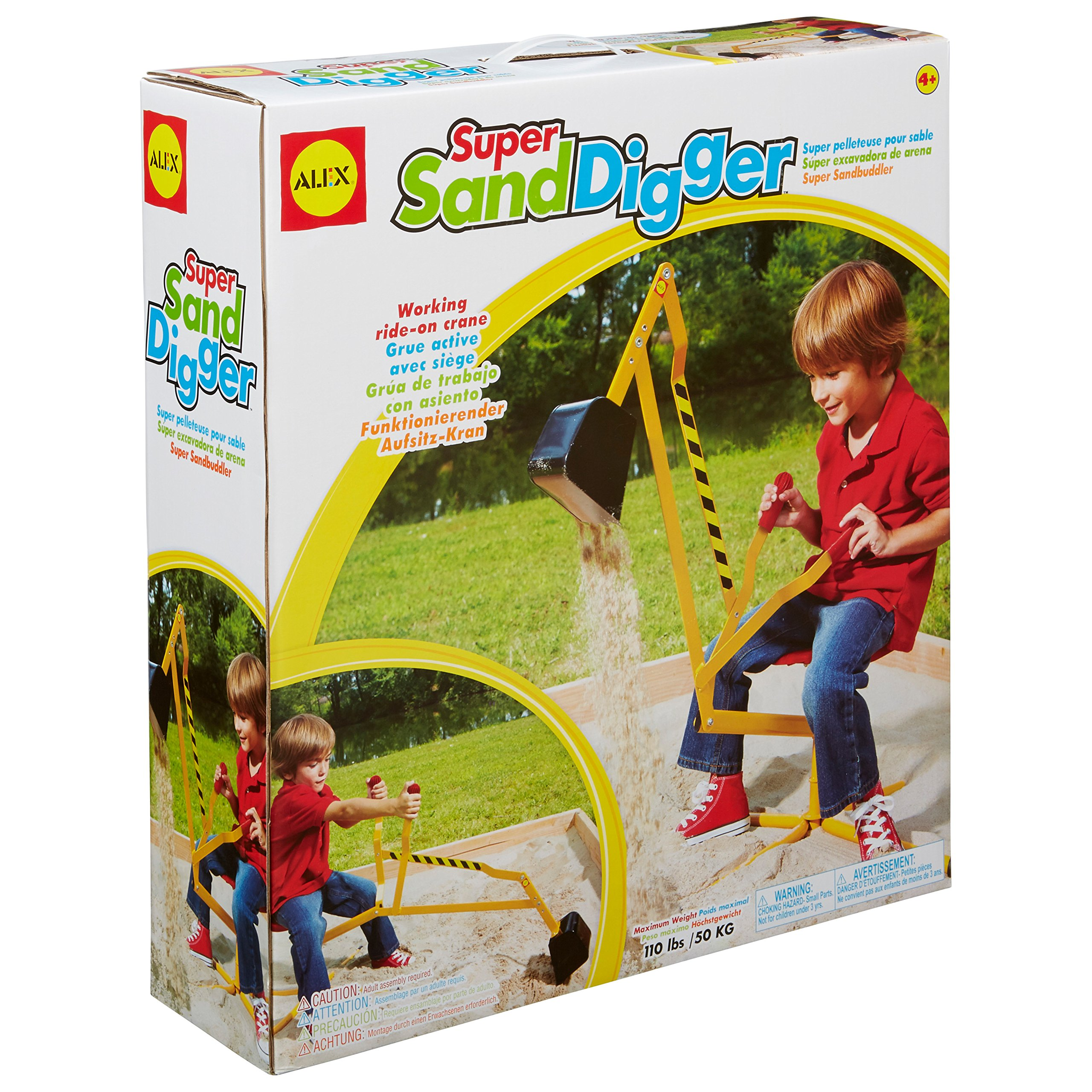 ALEX Toys Active Play Super Sand Digger by ALEX Toys