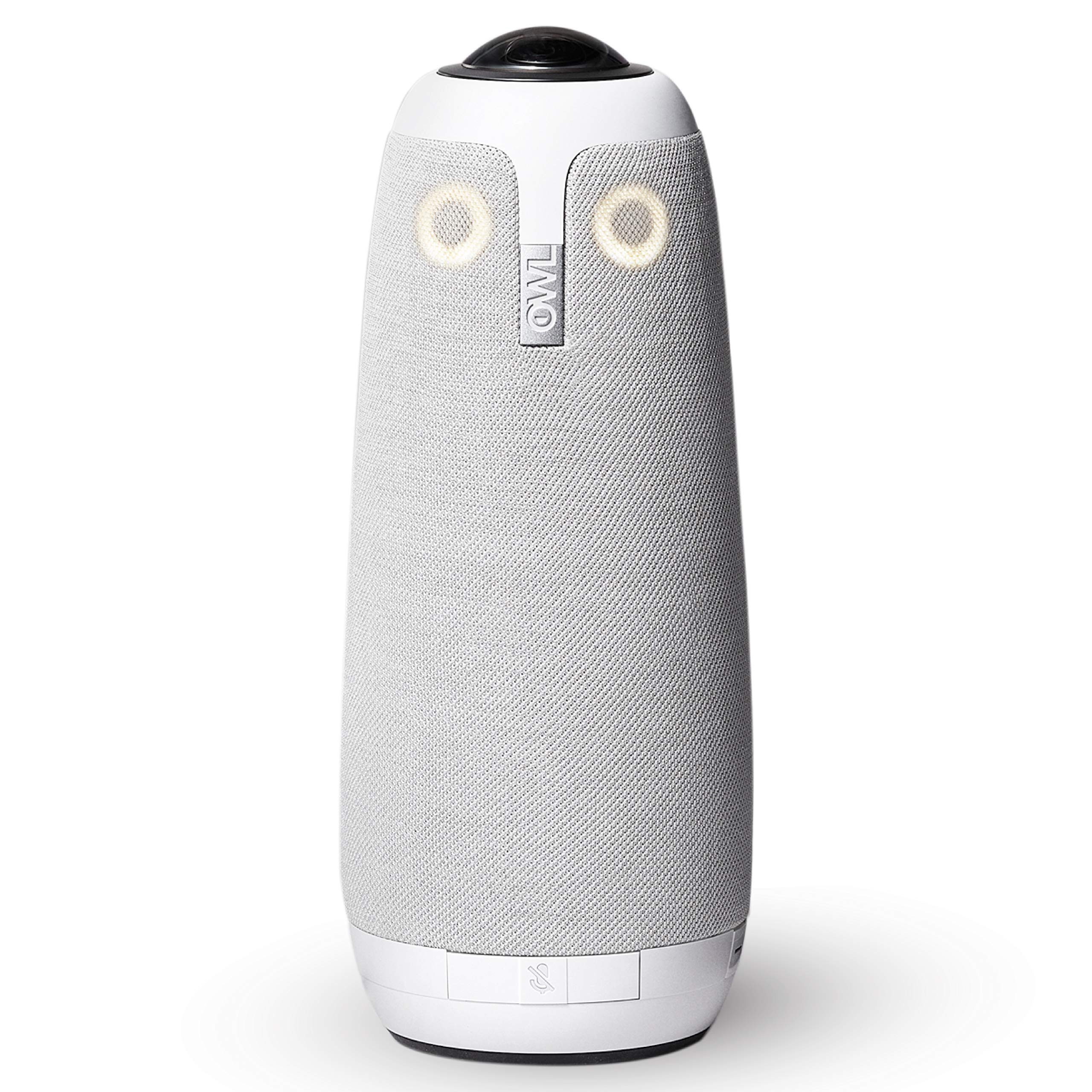 Meeting Owl Pro - 360-Degree, 1080p HD Smart Video Conference Camera, Microphone, and Speaker (Automatic Speaker Focus & Smart Zooming and Noise Equalizing)