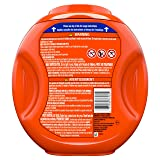 Tide PODS Laundry Detergent Liquid Pacs Tub, Fresh