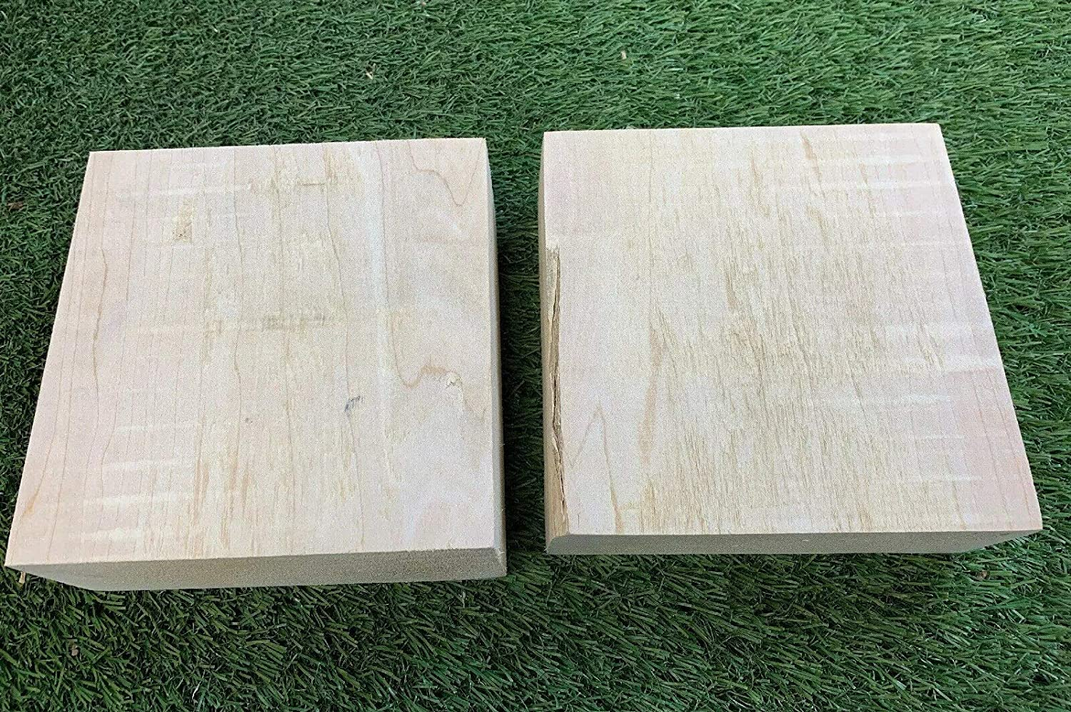 "Carving//Whittling Wood Block American Basswood Turning Blank 2/""x2/""x12/"""
