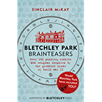 Bletchley Park Brainteasers: The biggest selling quiz book of 2017 (English Edition)