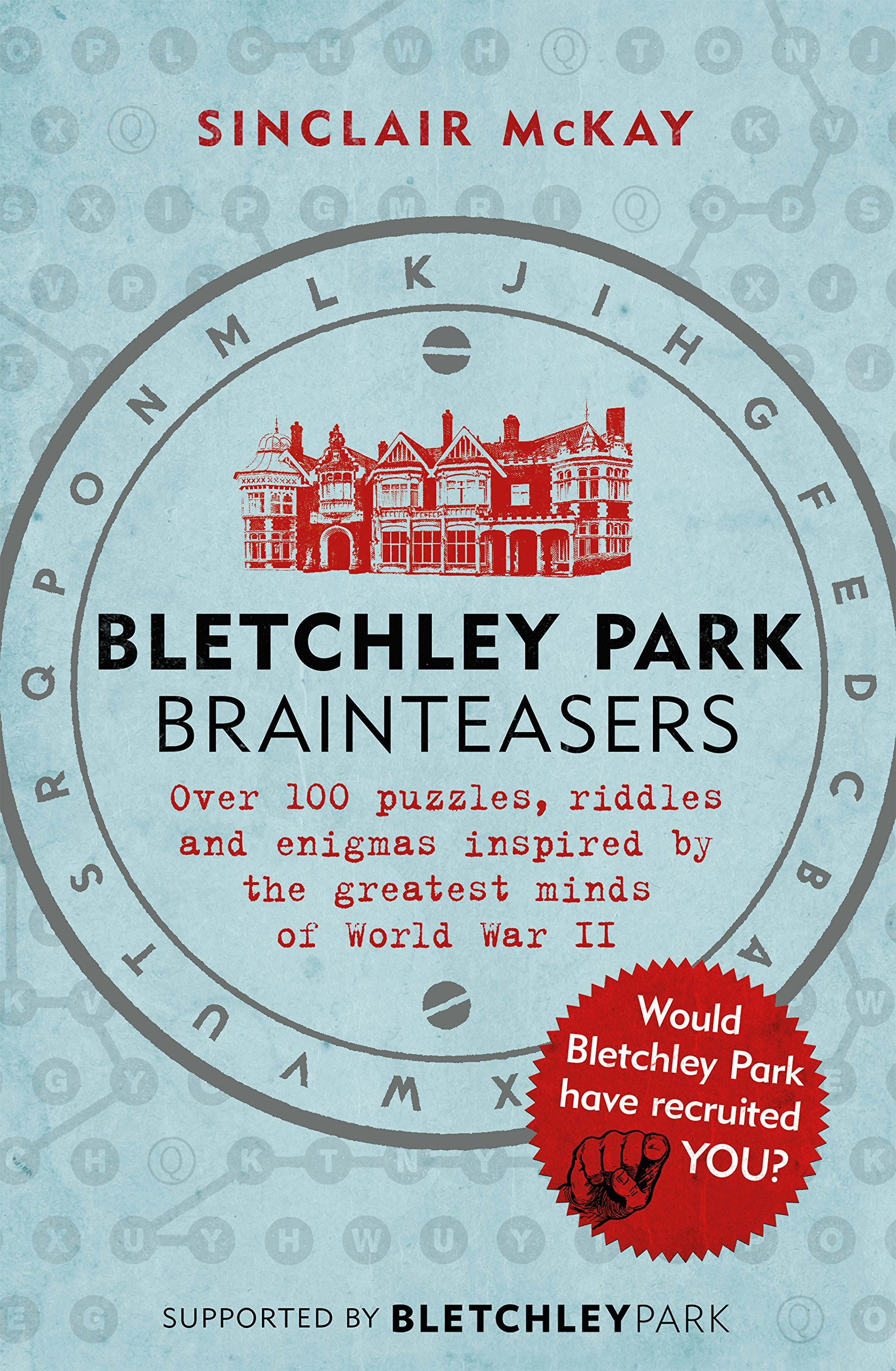 Image result for bletchley park brainteasers