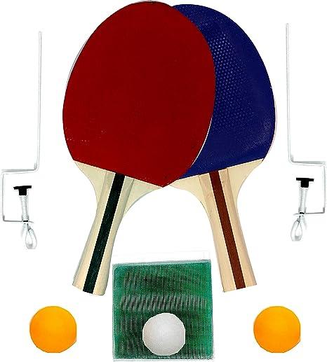 Set de tenis de mesa de Laeto Toys, ideal para niños, con red ...