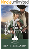 Mail-Order Deception: A Christian Historical Western Romance (Brides of Evergreen Book 3)