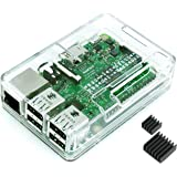 Raspberry Pi2 Model B ボード&ケースセット (Standard, Clear)-Physical Computing Lab