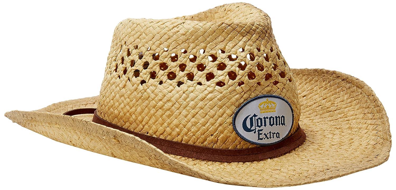 2b4a620574454 Corona Men s Paper Straw Cowboy Hat