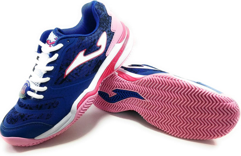 Joma T.Slam Zapatillas Mujer Padel Tenis: Amazon.es: Zapatos y ...