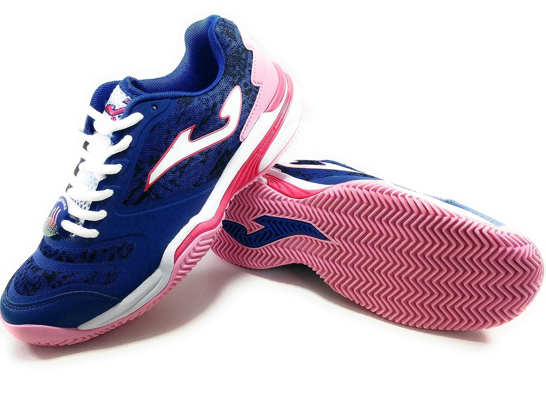 Joma T.Slam Zapatillas Mujer Padel Tenis: Amazon.es: Zapatos ...