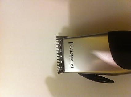 Remington HC70 - Cortapelos con cable, 4 peines accesorios 3-12 mm ...