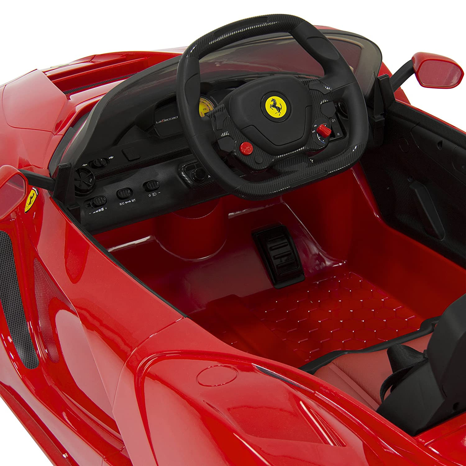 Amazon Best Choice Products 12V Electric Kids Ride LaFerrari