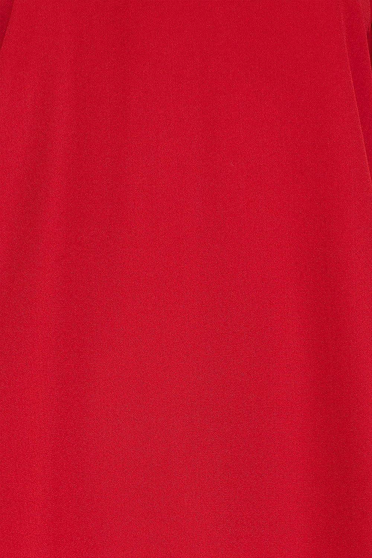 ESPRIT Collection dam cardigan Röd (Mörkröd 610)