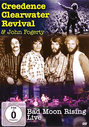 dvd creedence clearwater