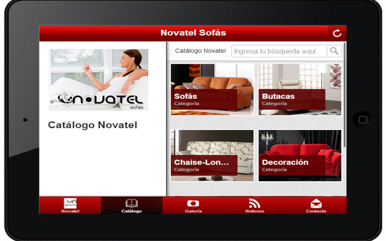 Amazon.com: Novatel Sofas: Appstore for Android