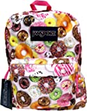 JanSport Classic Superbreak Backpack (Multi Donuts (T50109Y))