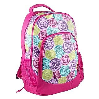 Reinforced Design Water Resistant Backpack (Bloom)