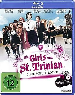 Die Girls von St  Trinian 2 - Auf Schatzsuche Blu-ray