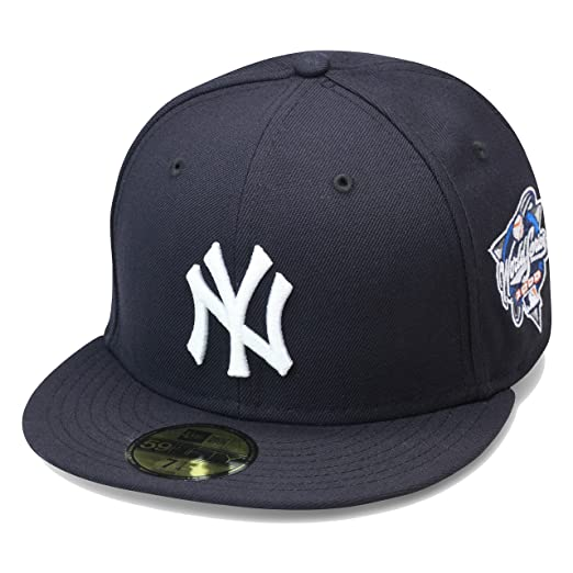ad33f646832 New Era 59Fifty New York Yankees  quot 2000 World Series quot  Fitted Hat  ...