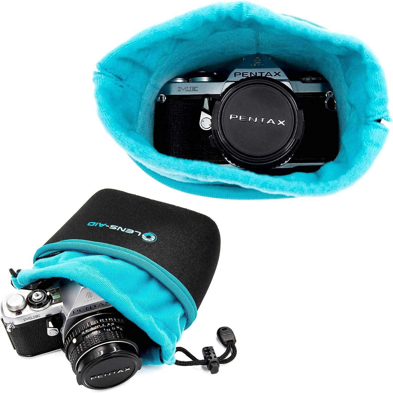 Lens Aid Neopren Kamerabeutel Mit Fütterung Zum Schutz Kamera