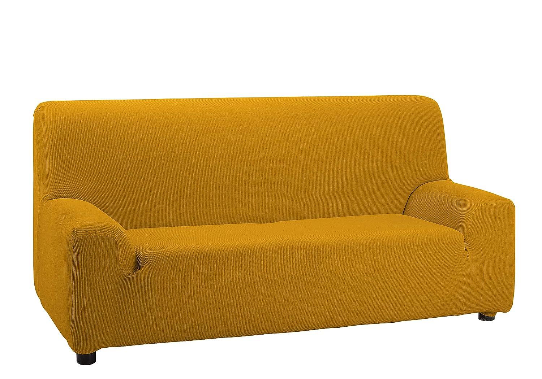 Cardenal Textil Valencia Funda de sofá, Oro, 1 Plaza: Amazon ...