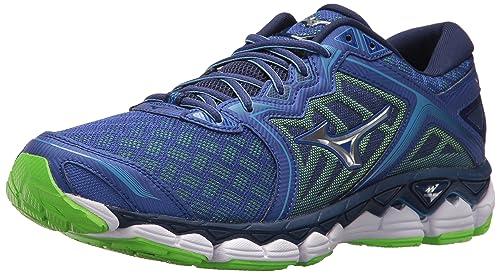 Mizuno Men's Wave Sky Running Shoe: Amazon.es: Zapatos y