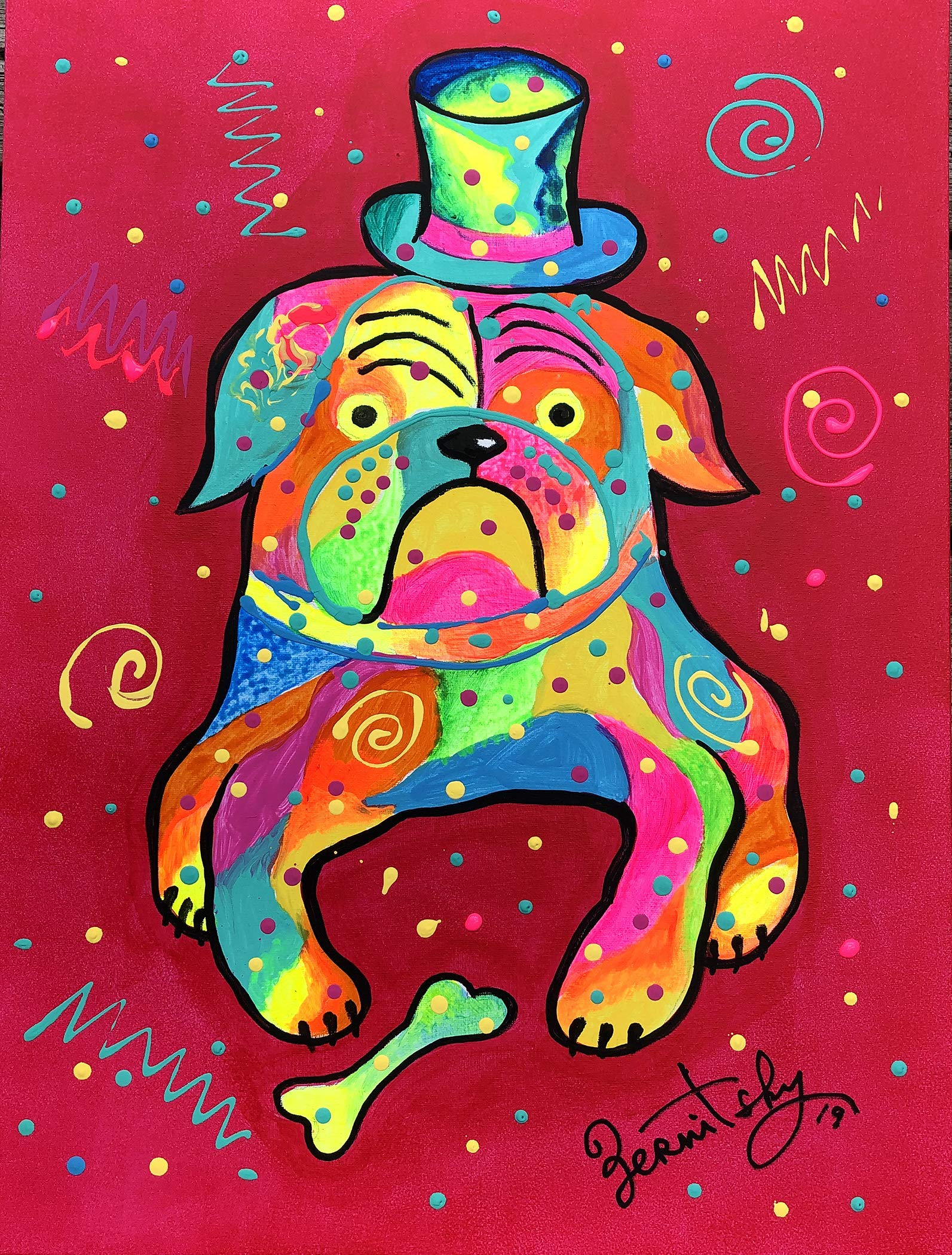 Bulldog - My Sweet Heart by