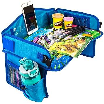 Amazon.com: BO Innovation - Bandeja de viaje para niños con ...