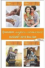 Harlequin Superromance August 2016 Box Set: An Anthology Kindle Edition