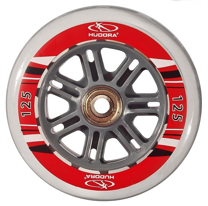 Amazon.com: Big Wheel Plata Scooter con rueda de 125 mm ...