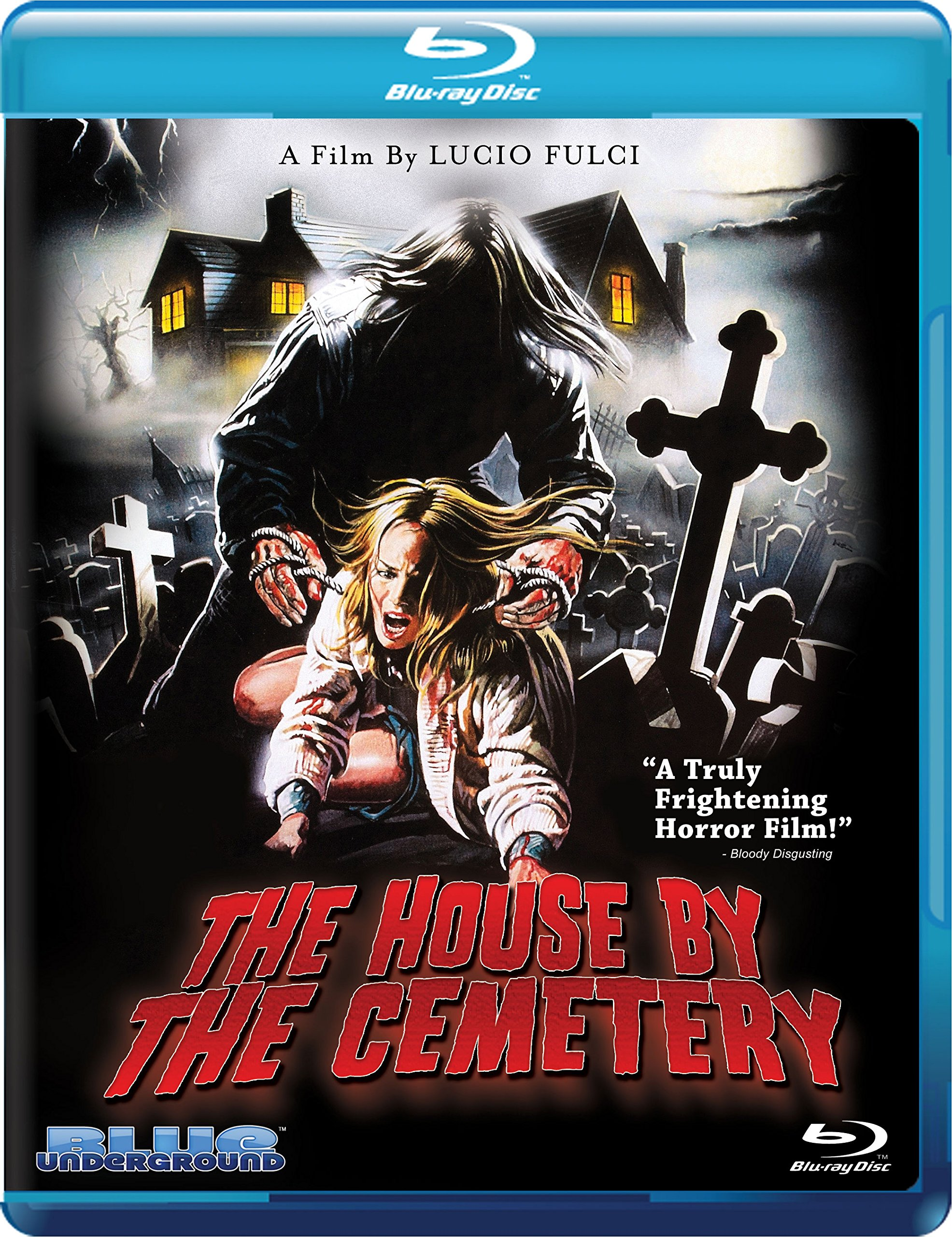 The House by the Cemetery [Blu-ray]