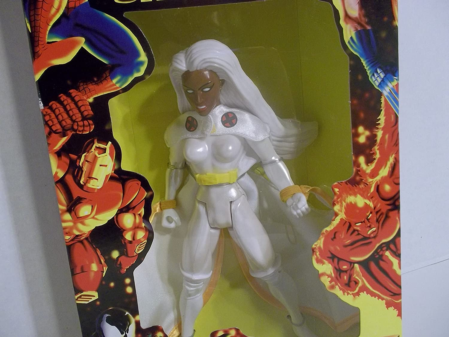 MARVEL UNIVERSE STORM 10 FULLY POSEABLE FIGURE by Marvel Comics