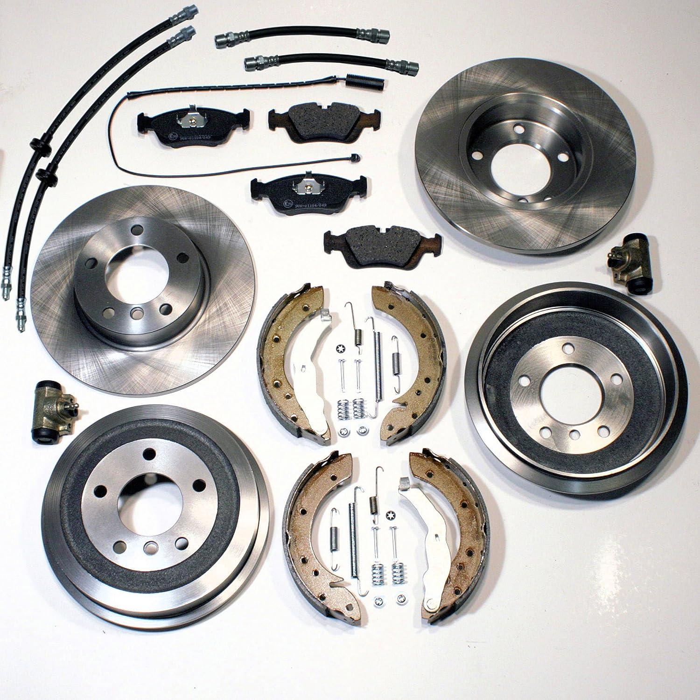 Bremsscheiben Bremsbeläge Bremsverschleißsensor Vorne Bremstrommeln Bremsbacken Radbremszylinder Zubehör Hinten Bremsschläuche Auto
