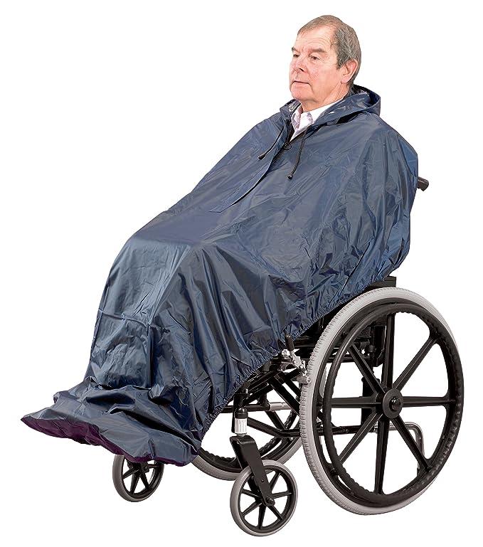 Patterson Medical - Silla de ruedas mac (de IVA en el Reino Unido): Amazon.es: Salud y cuidado personal