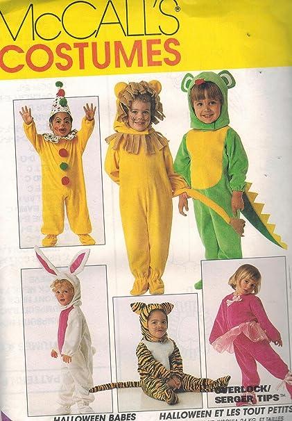 Amazon 7853 Mccalls Sewing Pattern Uncut Girls Boys Child