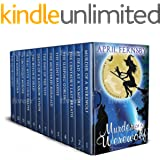 Brimstone Witch Mysteries - Books 1 to 13