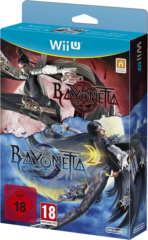 Nintendo Bayonetta 2/Bayonetta 1, Wii U - Juego (Wii U, Wii U, Acción, M (Maduro)): Amazon.es: Videojuegos