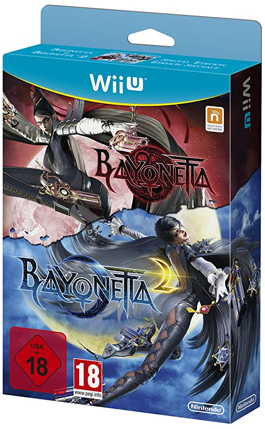 61 opinioni per Bayonetta 1 + Bayonetta 2 [Bundle]