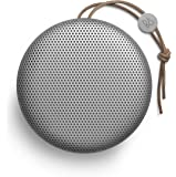 B&O PLAY by Bang & Olufsen BeoPlay A1 Altoparlante Portatile, Ricaricabile, Bluetooth, Wireless, Metallico