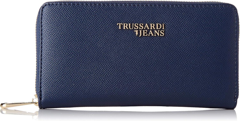 Trussardi Jeans T Easy Light 3 Pocket LG Saffi Portafoglio Donna