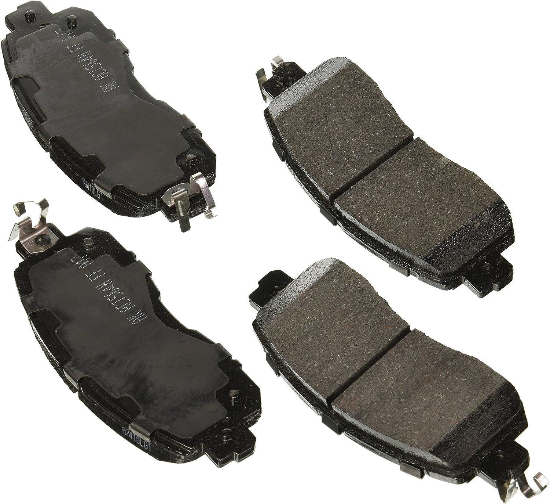 Disc Brake Caliper Bracket Mounting Bolt Rear ACDelco Pro Brakes 18K17002