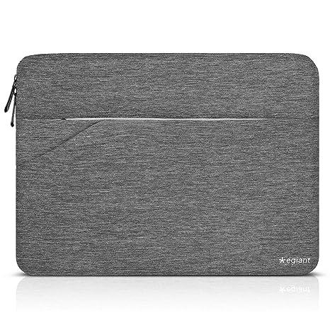 Funda para computadora portátil de 11,6 pulgadas, funda protectora resistente al agua Egiant para 11,6 pulgadas Stream 11|Mac Air 11|Mac 12|Tableta ...