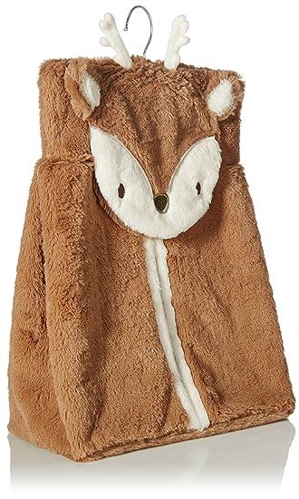 Amazon Com Levtex Home Baby Diaper Stacker Brown Deer Baby