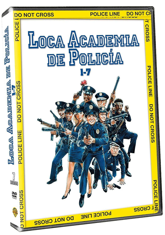 Loca Academia De Policía - Temporadas 1-7 [DVD]: Amazon.es ...
