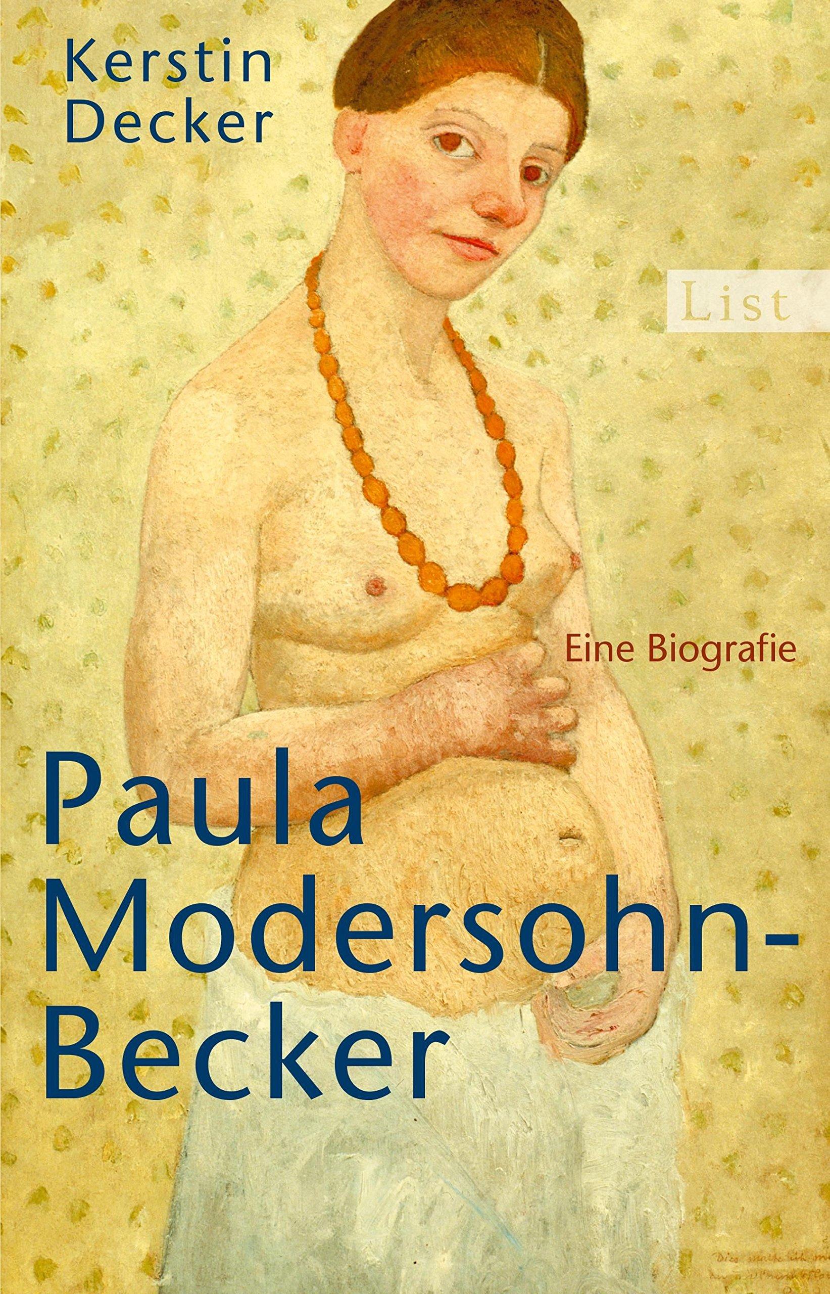 Paula Modersohn Becker Amazon Kerstin Decker Bücher
