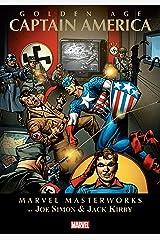Captain America Golden Age Masterworks Vol. 1 (Captain America Comics (1941-1950)) Kindle Edition