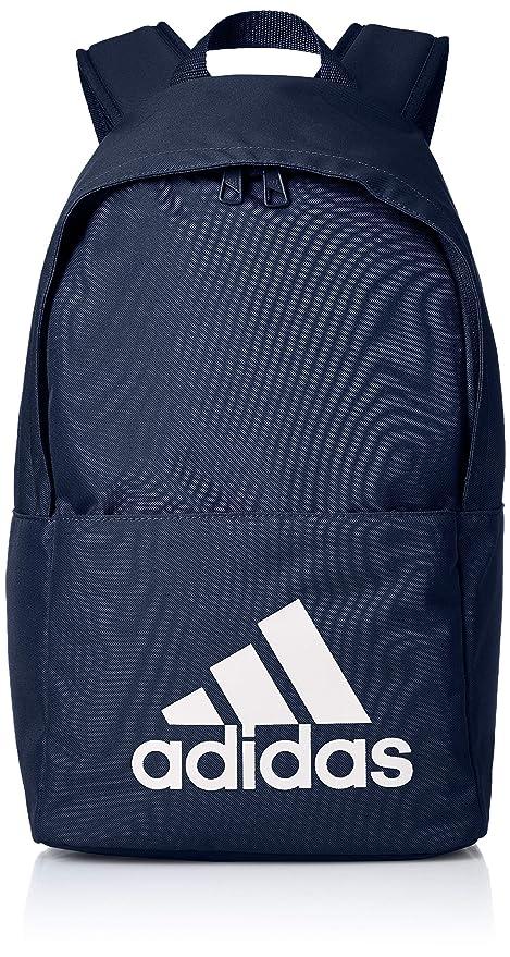 b3d18e3806466 Adidas Classic Backpack, Mochila tipo casual color azul marino ...
