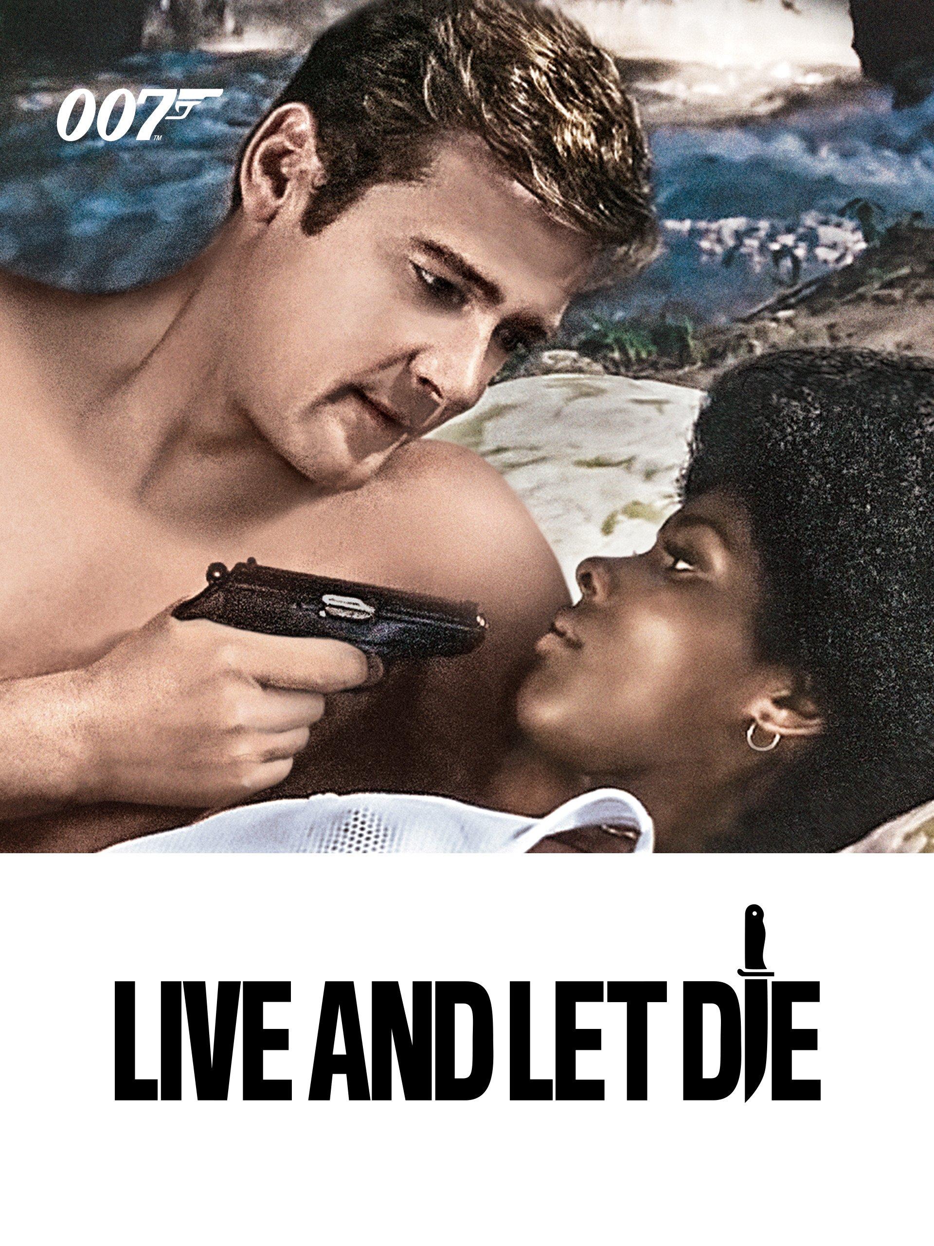 Amazon Live And Let Die Roger Moore James Bond Jane Seymour Solitaire Simone Latrelle Yaphet Kotto Kananga Mr Big Clifton Sheriff